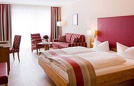 Doppelzimmer Landhaus - Landhotel Alte Mühle Ferienregion Nördlicher Bodensee