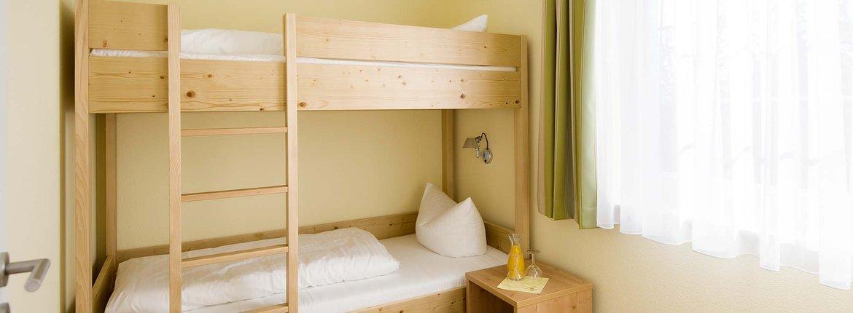 Appartement Erlenbach Kinderzimmer - Landhotel Alte Mühle Ferienregion Nördlicher Bodensee
