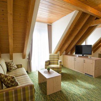 © Junior Suite Landhotel Alte Mühle