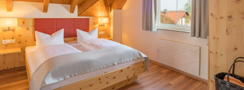 Zirbensuite Landhotel Alte Mühle Bodensee