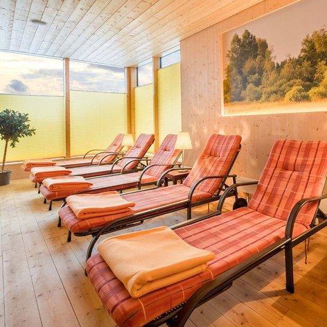 Relaxraum Landhotel Alte Mühle Nördlicher Bodensee