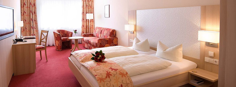 Doppelzimmer Superior - Landhotel Alte Mühle Ferienregion Nördlicher Bodensee