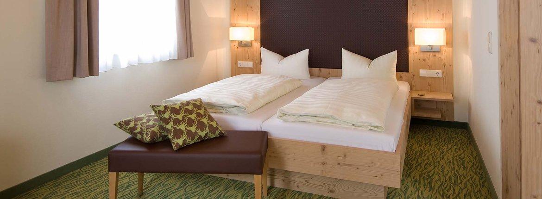 Junior Suite - Landhotel Alte Mühle Ferienregion Nördlicher Bodensee