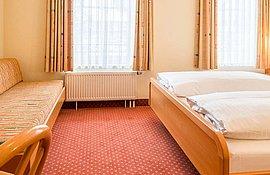 Doppelzimmer Standard - Landehotel Alte Mühle Ferienregion Nördlicher Bodensee
