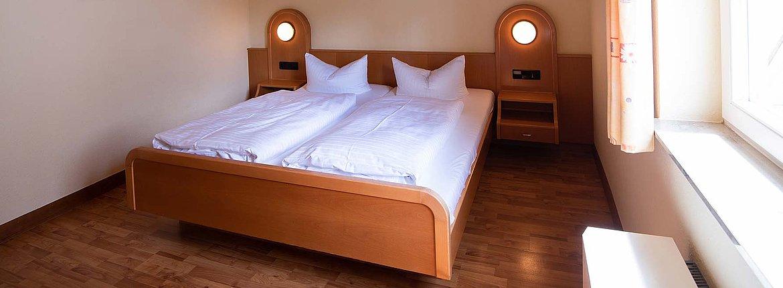 Appartement Pfänder Doppelzimmer