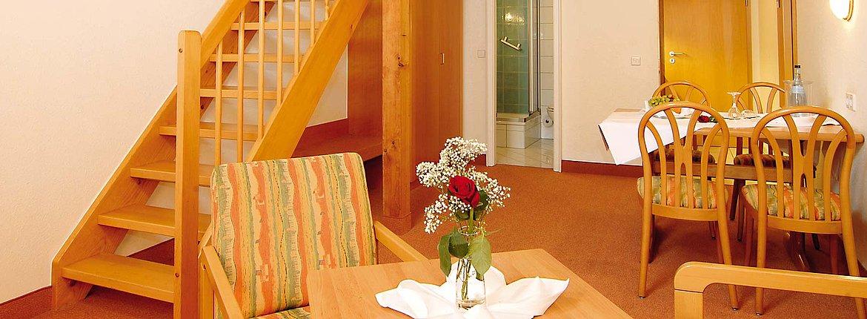 Appartement Illmensee - Landhotel Alte Mühle Ferienregion Nördlicher Bodensee