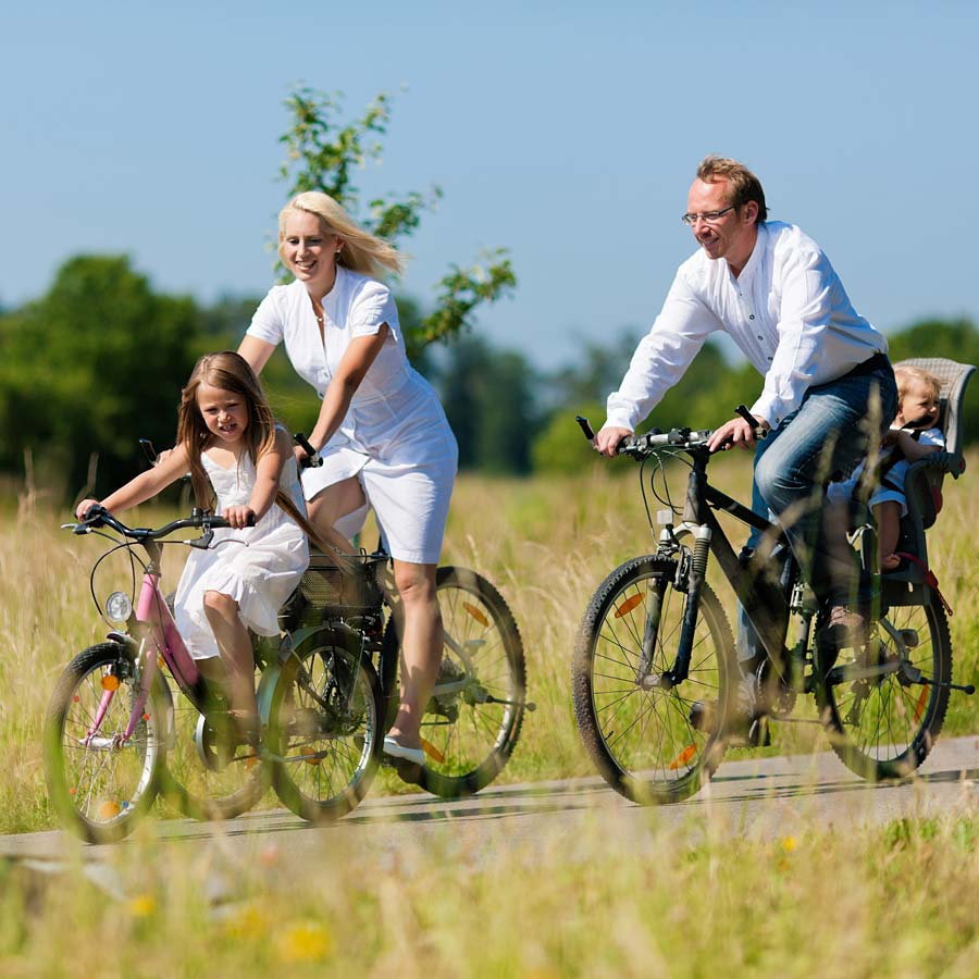 E-Bike Verleih Landhotel Alte Mühle Ostrach