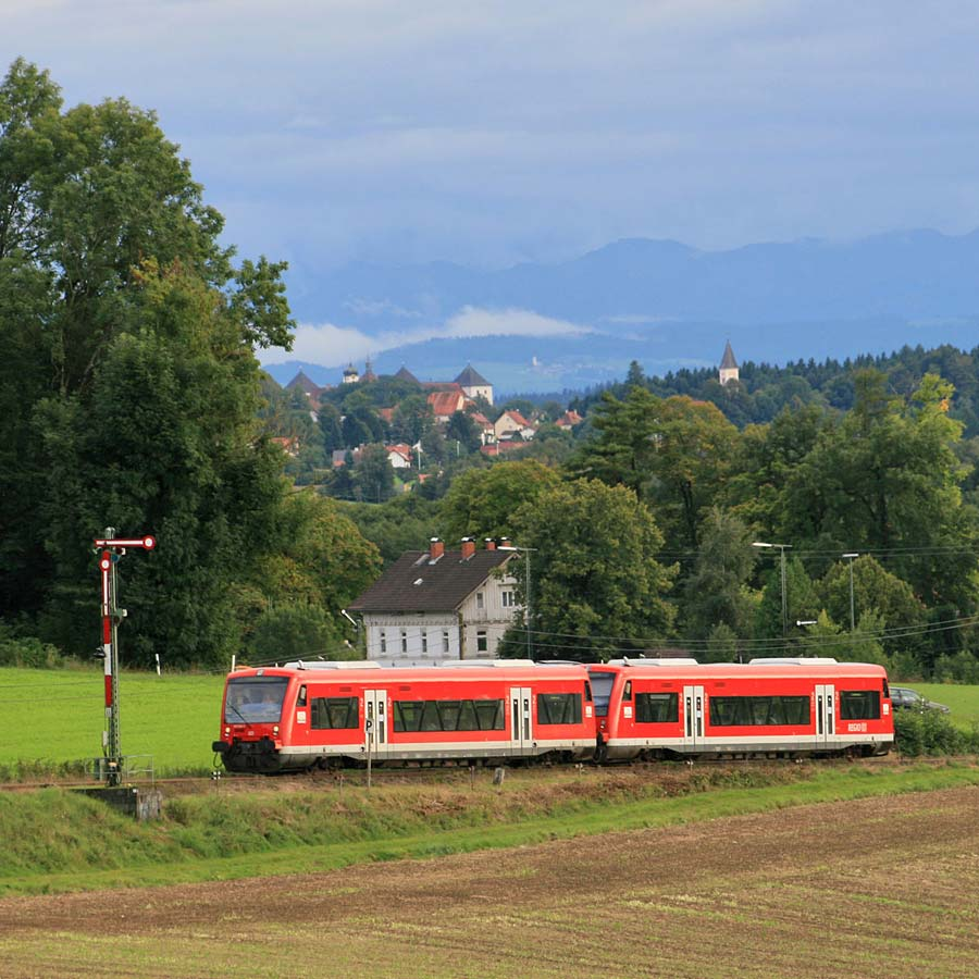 Räuberbahn © Bernd Hasenfratz