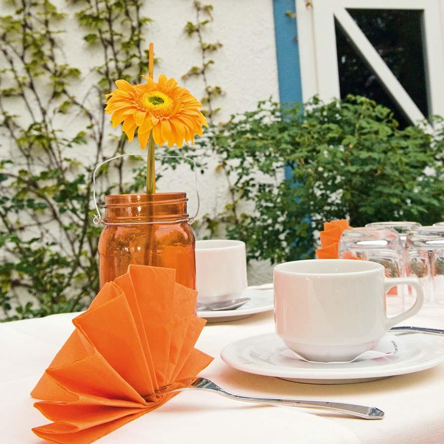 Übernachtung mit Frühstücksbuffet Landhotel Alte Mühle Bodensee